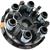 4101 Vortex BLACK One Disc Engine Clutch