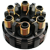 4103 Vortex BLACK Three Disc Engine Clutch